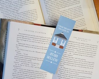 Gilmore Girls - I was meant to live in Stars Hollow - Bookmark
