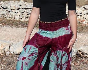 Harem Pants,Festival Pants,Afghani Pants,Buggy Trousers,Burning Man Trousers,Fairy Faerie Pants,Yoga Pants,Tribal Hippie Trousers,Boho Pants
