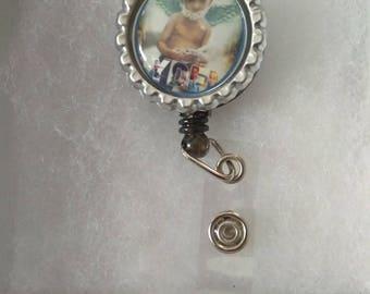 Ayden's badge holder