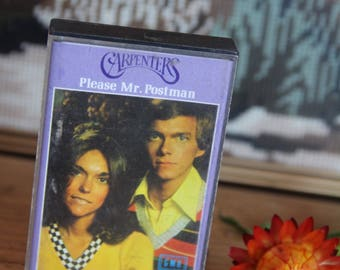 "The Carpenters  ""Please Mr Postman""  Cassette Tape -GMR 604"