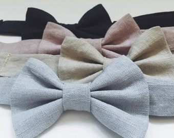 bow ties | hipster baby | boy bow tie | toddler bow tie | linen | trendy baby | preppy bowties | big brother bowtie | boys bow ties