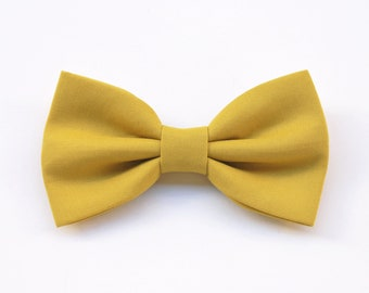 Yellow bow tie for men,yellow ties,bowtie for wedding,gift for him,gift idea for groomsmen,grooms inspiration,menswear spring summer 2018