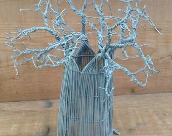 Metal baobab