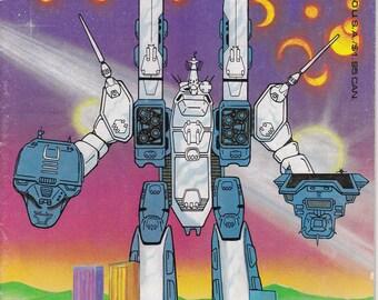 Robotech The Macross Saga #1, December 1984 Issue - Comico - Grade Fine