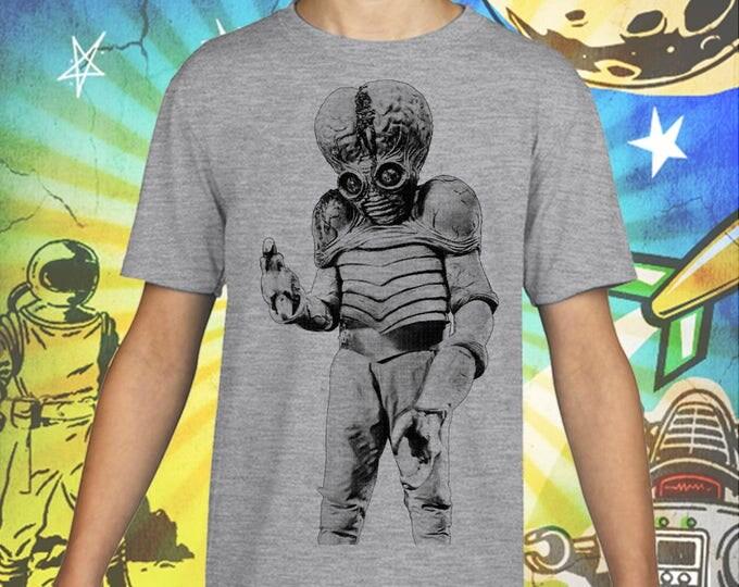 This Island Earth / Metaluna /Mutant / Gray Child Size Performance T-Shirt