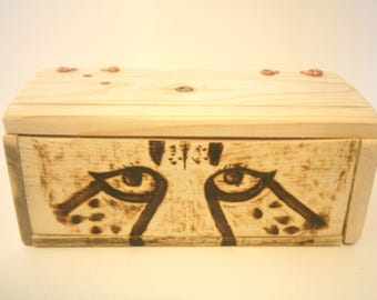 Cheetah's Eyes Box