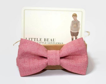 Bow tie for boys // Boy toddler // Boy baby // Boys bow tie // Christening // Christening gift boy // First birthday // Cake smash outfit //