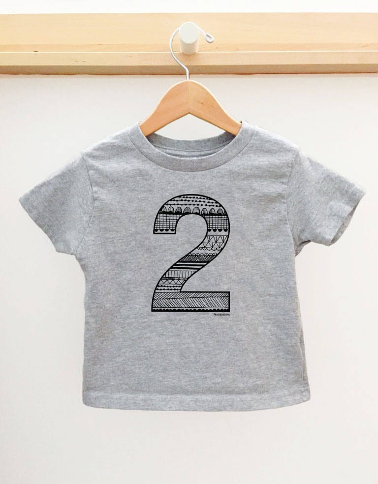 2nd birthday shirt second birthday shirt 2nd birthday outfit boy girl birthday shirts