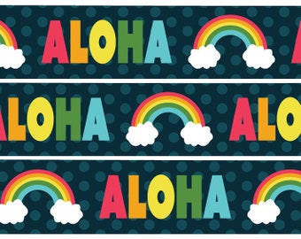 Sweet Aloha Washi Tape