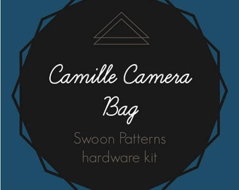 Camille Camera Bag - Swoon Hardware Kit