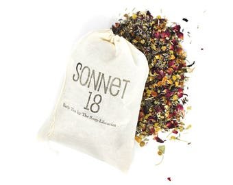 Sonnet 18 Bath Tea