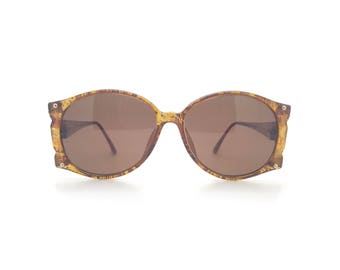 Genuine 1980s Christian Dior2575 11 Vintage Sunglasses // Made in Germany // New Old Stock