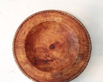 Braid Rim Bowl