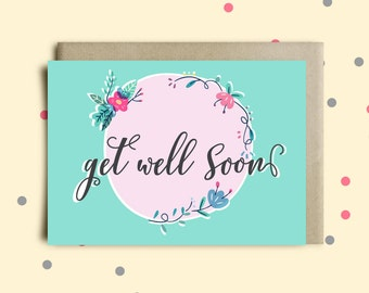 get well soon card,printable greeting cards,get well soon gift,thinking of you card,sympathy pet loss cancer card,illeness recovery cards