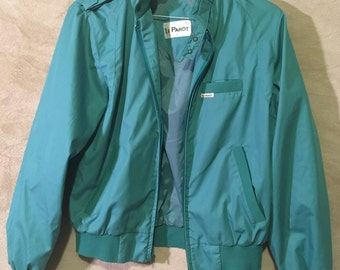 Vintage 80's Le Parot Cafe Racer Jacket (Small)