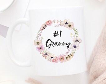 New Grandma Coffee Mug,Grandma Baby Reveal,First Time Grandma Gifts,New Nana,Future Grandma Mug,Grandma To Be,New Granny Gift,Nana To Be