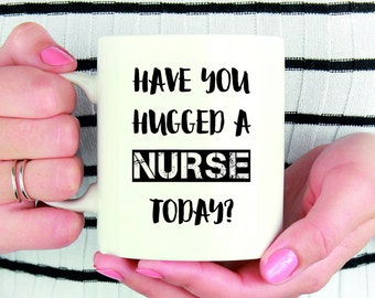 Nurse Mug, Nurse Gift, Nursing Student,Nurse Coffee Mug, ER Nurse, Future Nurse, Nurse Appreciation, Gift For Nurse, Nurse Graduation, Nurse