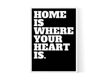 Funny printable| Funny quote art| Funny quote prints| Home is where| Funny quote print|  Printable quotes| Home decor wall art