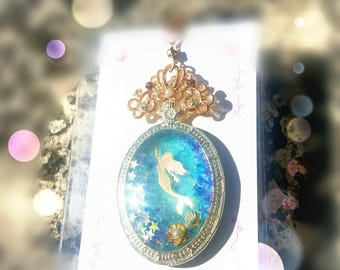 For the Mermaid Princess