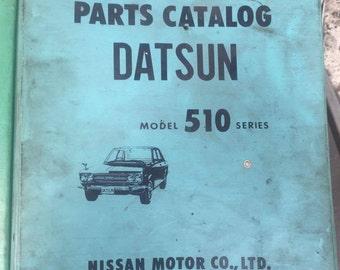 Parts Catalog Model 510 series