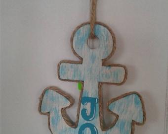 Joy Decorative Anchor
