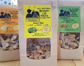 All Natural, 100% Organic, Gourmet Dog & Cat Treats. Buy in bulk and save! Homemade in North Carolina. Made to order.