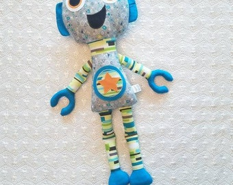 Chip the Robot, robot, robot doll, robot toy