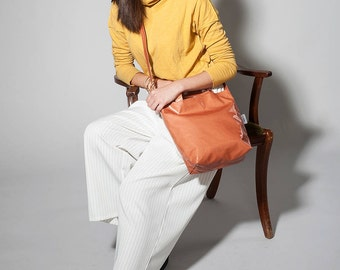 crossbody purse - crossbody handbags - crossbody bags for women - cross body bag - cross body purse - vegan bag - work bag - DAILYF