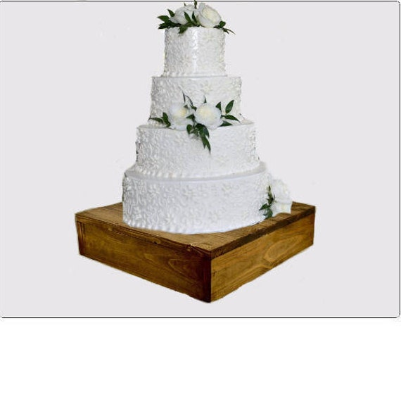 18 inch square wedding cake stand 16 18 or 20 inch square cake stand cupcake stand display 10076