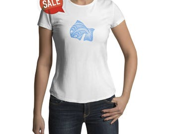 Fish T-Shirt for Women