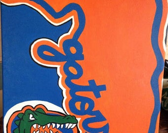 Florida Gators Painting