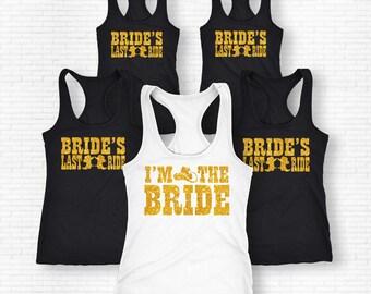 I Am The Bride Shirts, I Am The Bride Tank Top, Bride's Last Ride Shirts, Bride's Last Ride Tank Top, Bride's Last Ride Party Shirts