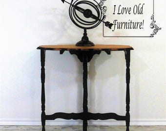 The Antique Parlor Table you can't live without!