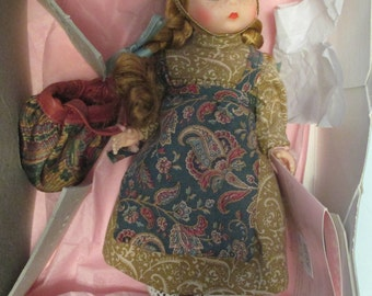 Anne of Green Gables Madame Alexander Storybook Doll