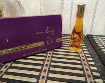 Liz de Liz 7ml. Perfume Vintage