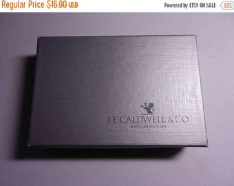 Easter Sale Vintage JE Caldwell & Co Box