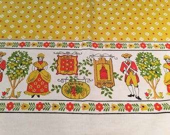 Colonial Independence 1776 Tablecloth