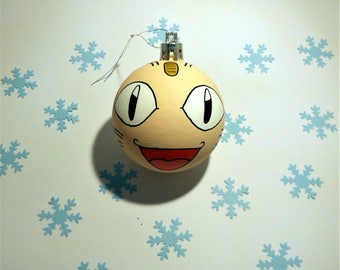 Pokemon Christmas ornament - Meowth