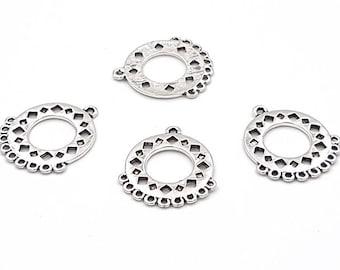 20 geometric chandelier 9 holes