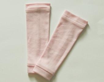 Light Pink Baby Leg Warmers Girl or Boy, Infant Leg Warmers, Newborn Leg Warmers, Toddler Leg Warmers, Pink Baby Leggings, Baby Boot Socks
