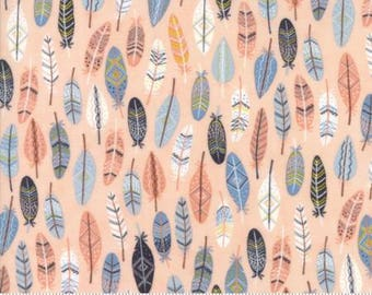 1 Yard Wild and Free by Abi Hall for Moda- 35315-14 Rosie