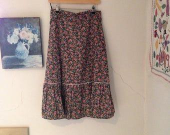 Ethnic vintage skirt