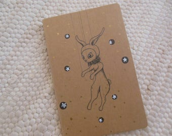 Notebook illustrated - Puppet