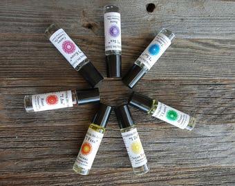 Chakra Oil Set | Chakra Oils