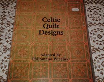 Celtic Quilt Designs Pattern Book