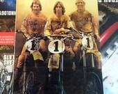 Aluminum Reproduction Vintage Motorcycle Dirt Bike Yamaha Motocross  Metal Sign