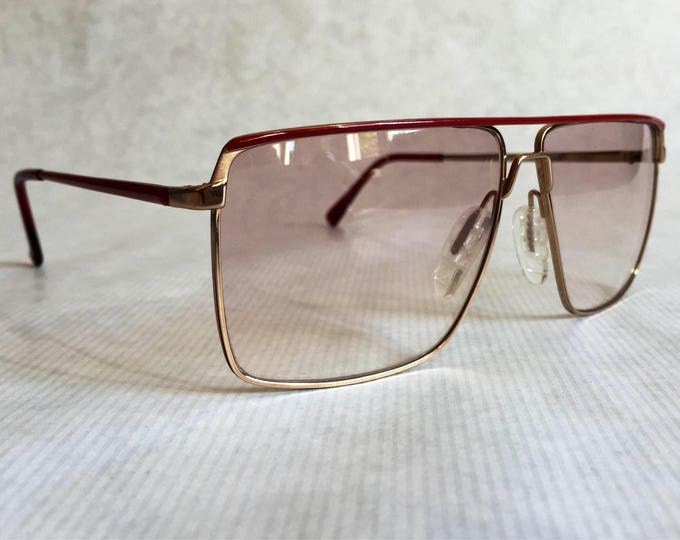 Tura 299 BUR Vintage Sunglasses Made in Japan New Old Stock