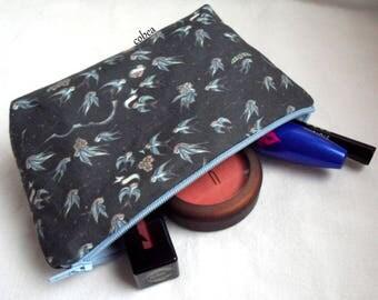Makeup n ° 10 (bird motif)