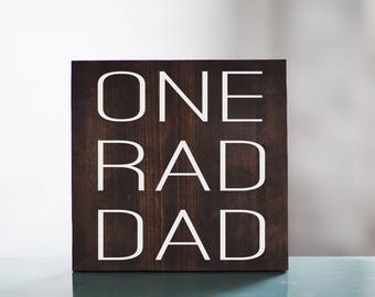 Fathers Day Wood Gift Sign | Dad Gift For Husband | Best Dad Gift | Gift For Grandpa | Gift For Papa | Gift For Him