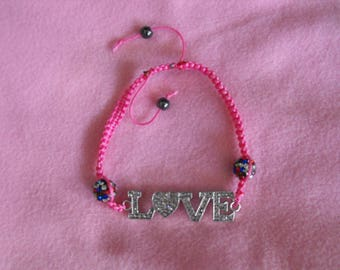 shamballa love rose clair